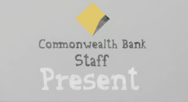 Commonwealth bank present